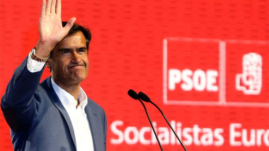 Juan Fernando López Aguilar, vicepresidente del Partido Socialista Europeo