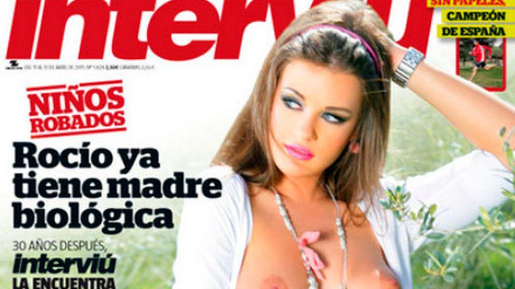 La Paris Hilton de Linares en Interviú