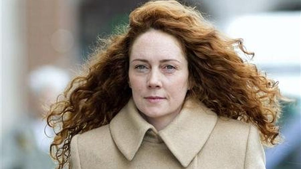 Rebekah Brooks, escuchas ilegales, News of the world