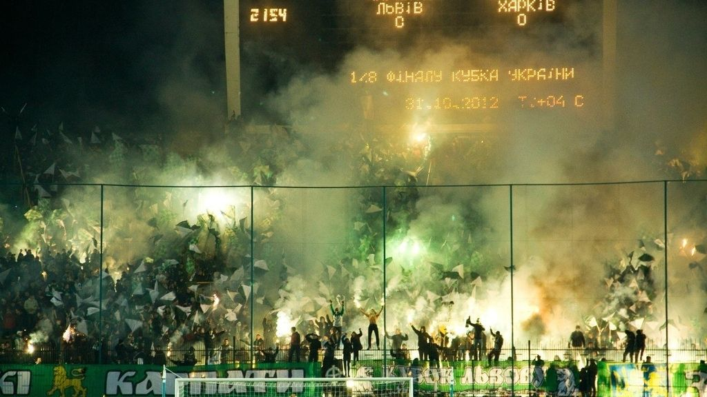 Shakhtar Donetsk, ultras, Real Madrid