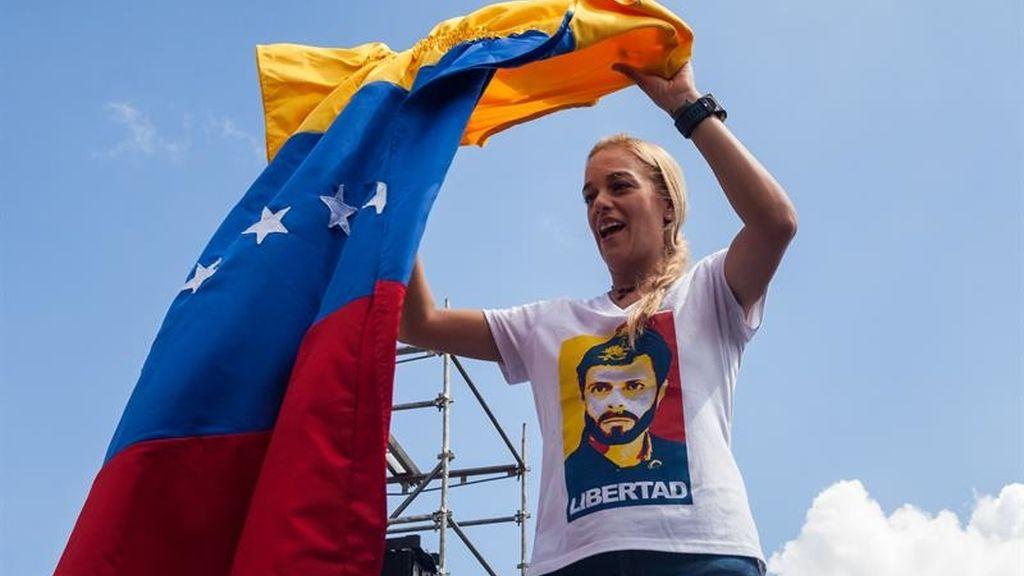 """Leopoldo López alienta a votar para """"no regalar nada a la dictadura"""" chavista"""