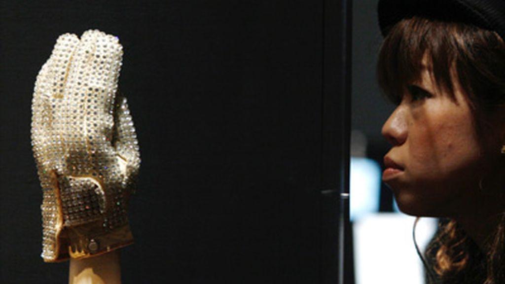 El guante de Michael Jackson