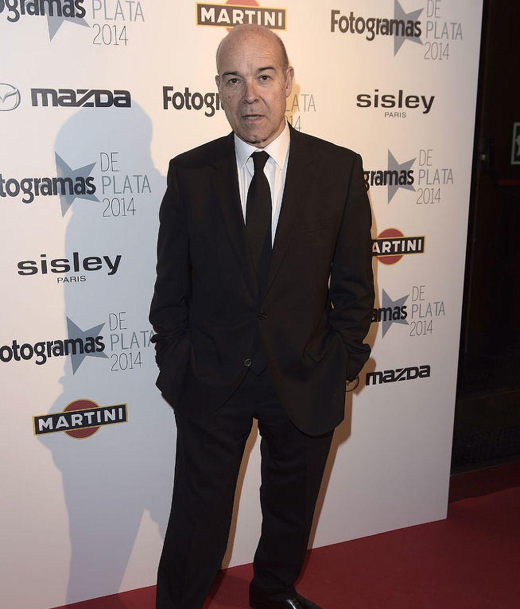 El nuevo director de la academia de cine, Antonio Resines