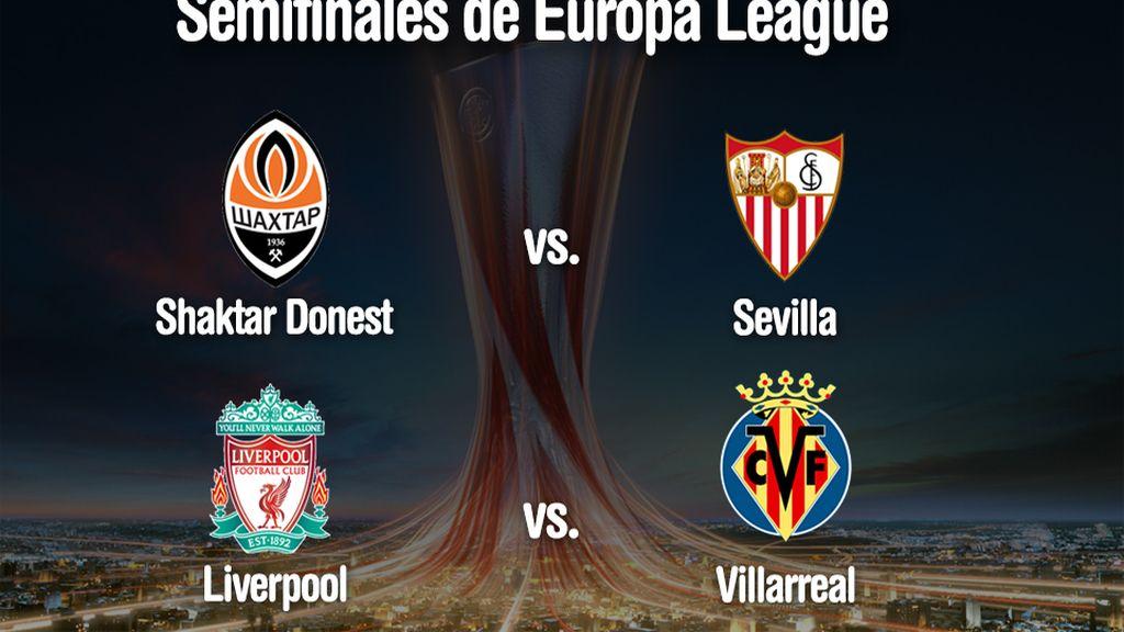 Europa League,Villarreal,Sevilla