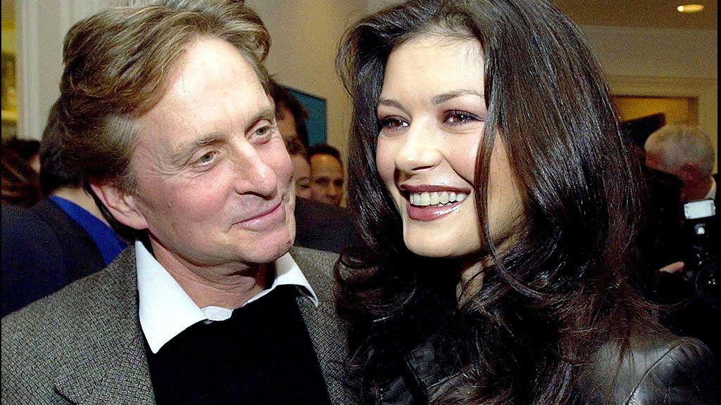 Rumores de divorcio para Catherine Zeta-Jones y Michael Douglas