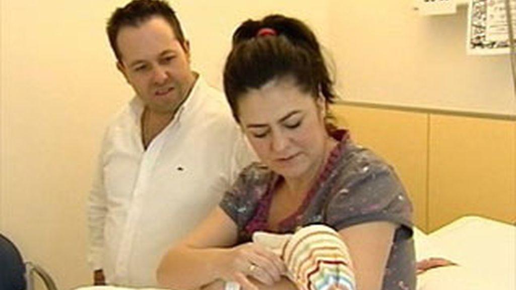 Un recién nacido