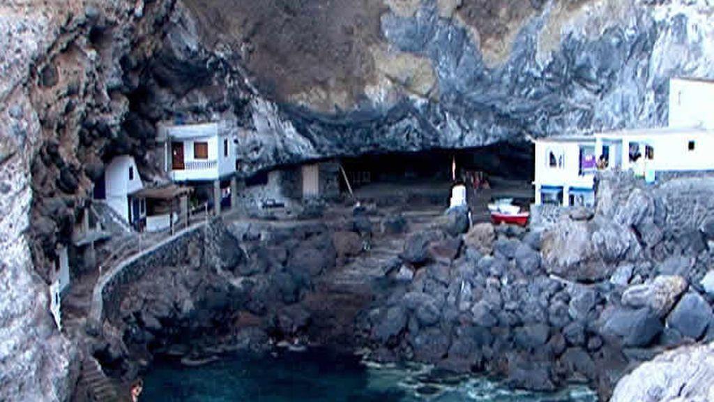 Las Cuevas de La Palma. en perfecta armonía con la naturaleza