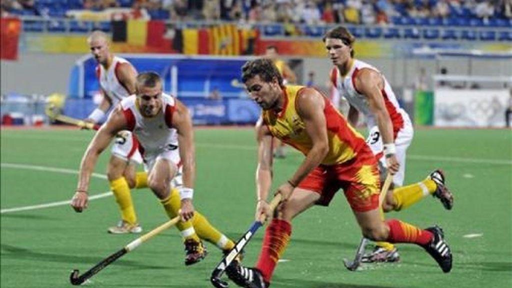 4-2. España cumple con superioridad ante Bélgica