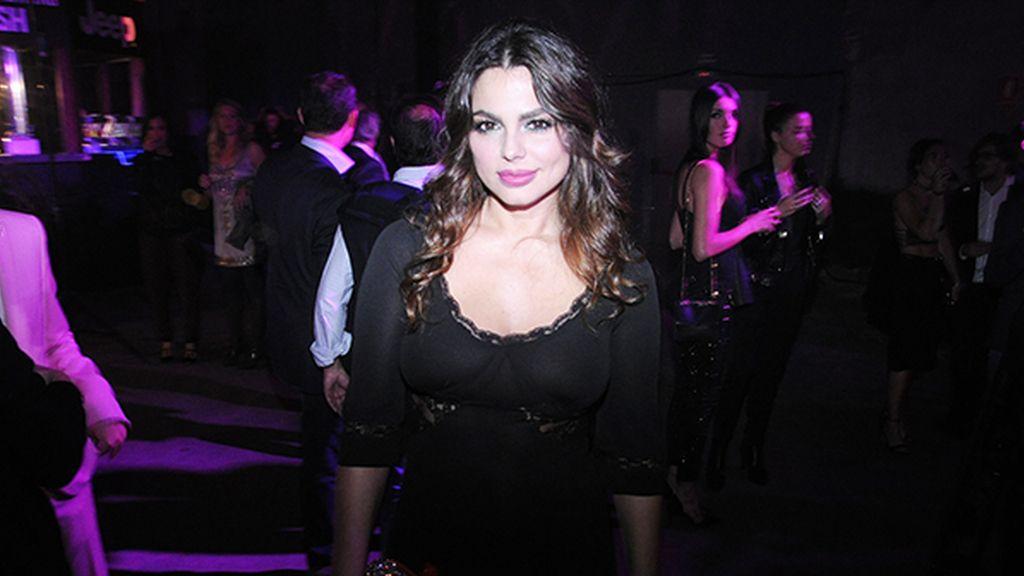 Marisa Jara, muy sexy con este diseño de Dolce & Gabbana