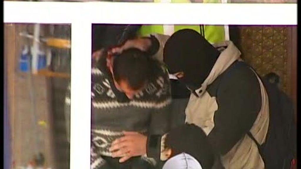 Los detenidos el sábado iban a atentar con motivo de la investidura de Patxi López