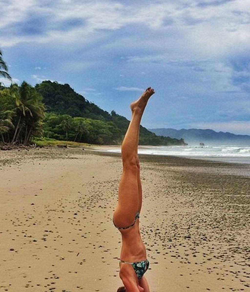 Gisele Bündchen, el yoga como estilo de vida