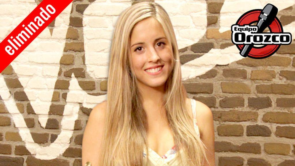 Haley Haitz, 19 años, equipo Orozco | Eliminada
