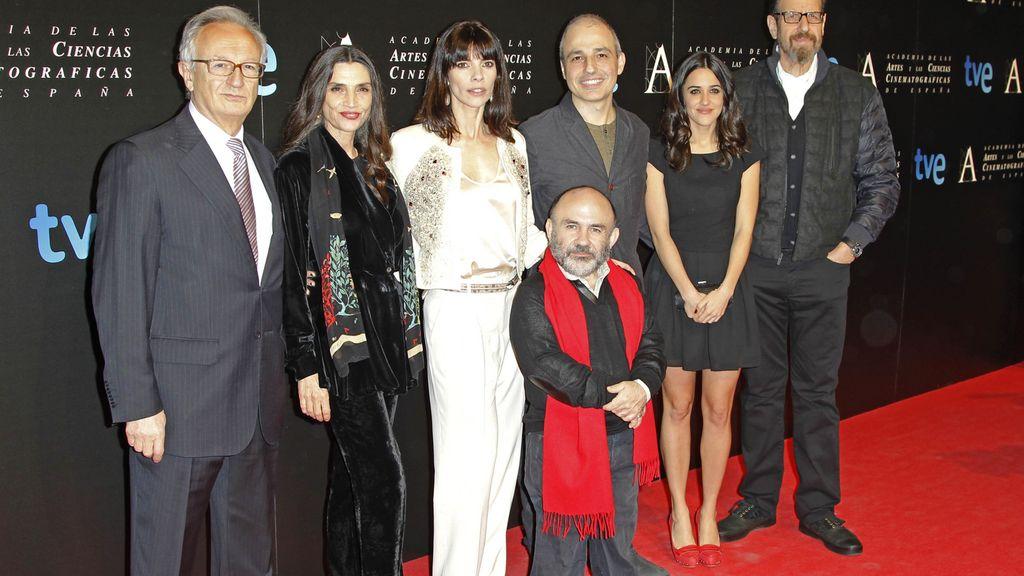 Los premios Goya 2013