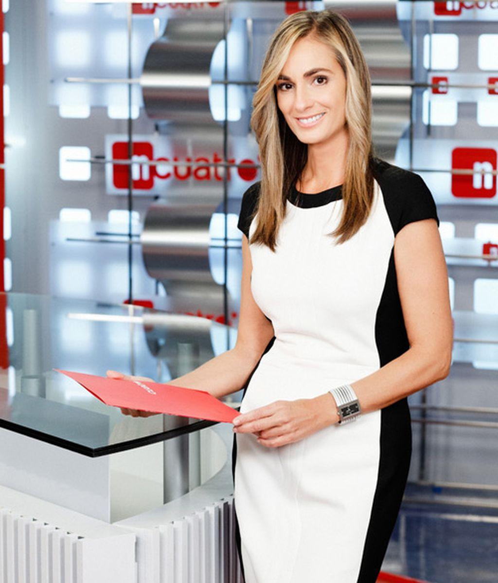 Lo que nadie sabe del vestuario de los informativos de Mediaset