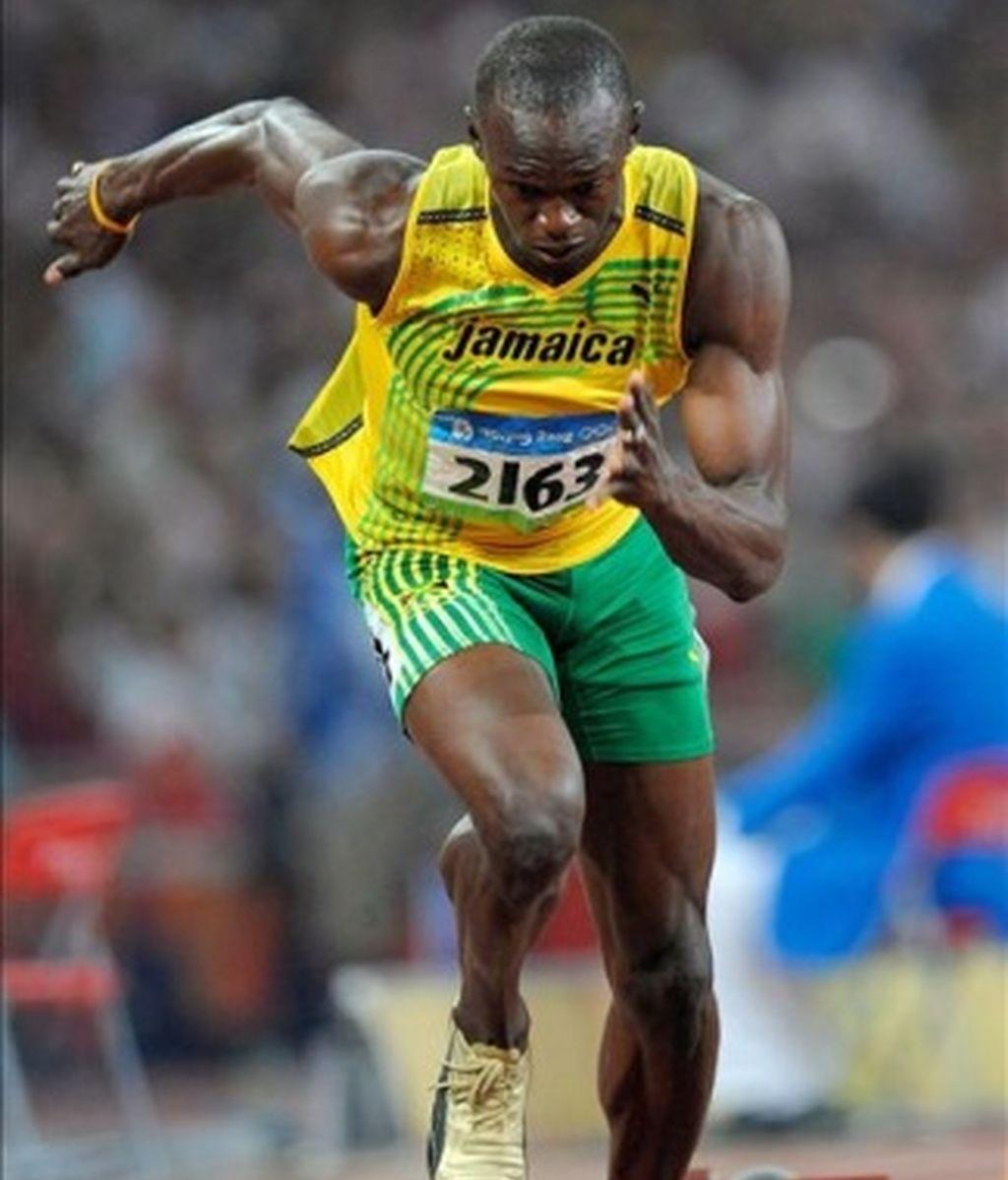Vuelve el 'show' de Bolt