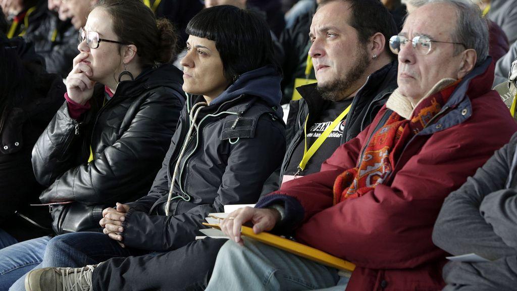 Asamble de la CUP en Sabadell