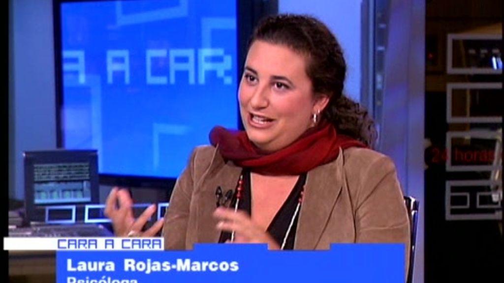 Cara a Cara con Laura Rojas-Marcos