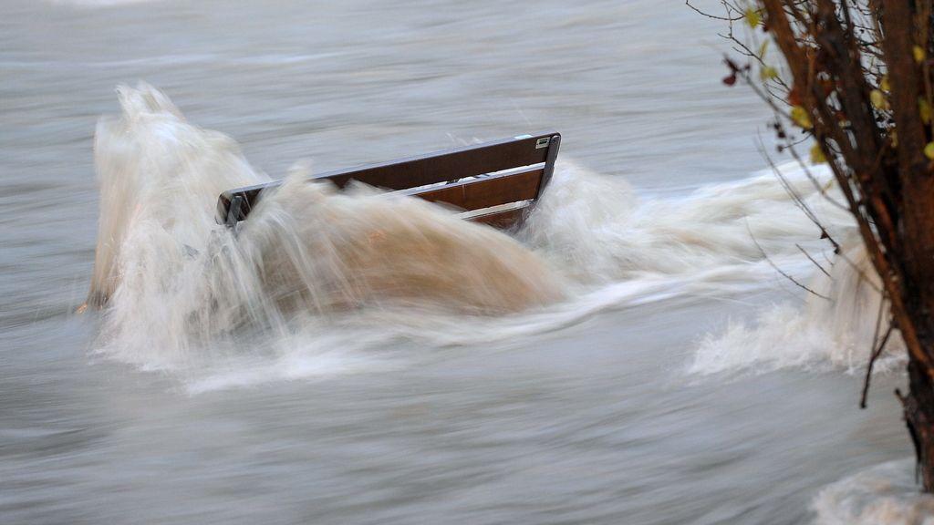 Las fuertes precipitaciones, protagonistas del temporal en la península