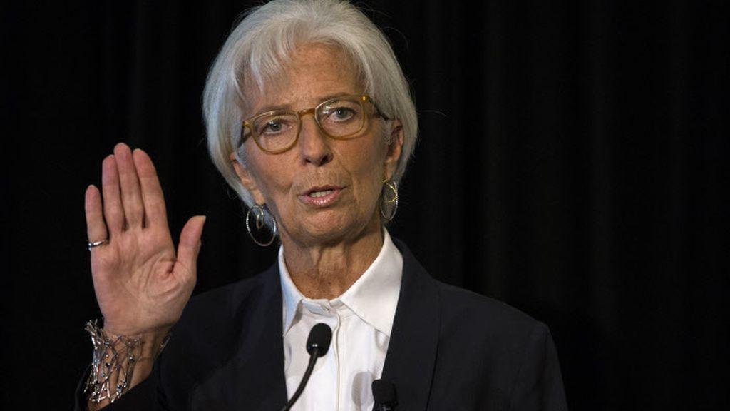 Christine Lagarde, número 6 entre las 100 mujeres más poderosas