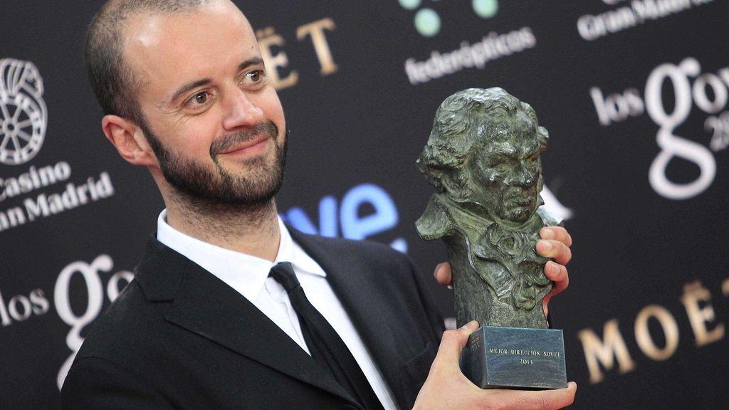 """Fernando Franco,Goya a la """"Mejor dirección novel"""" por """"La Herida"""""""