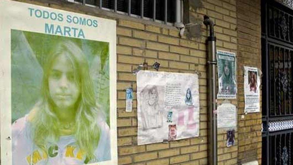 Desaparición de Marta