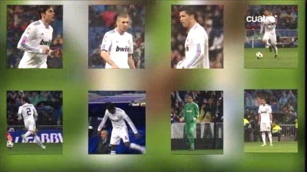 Vidas paralelas en el Real Madrid