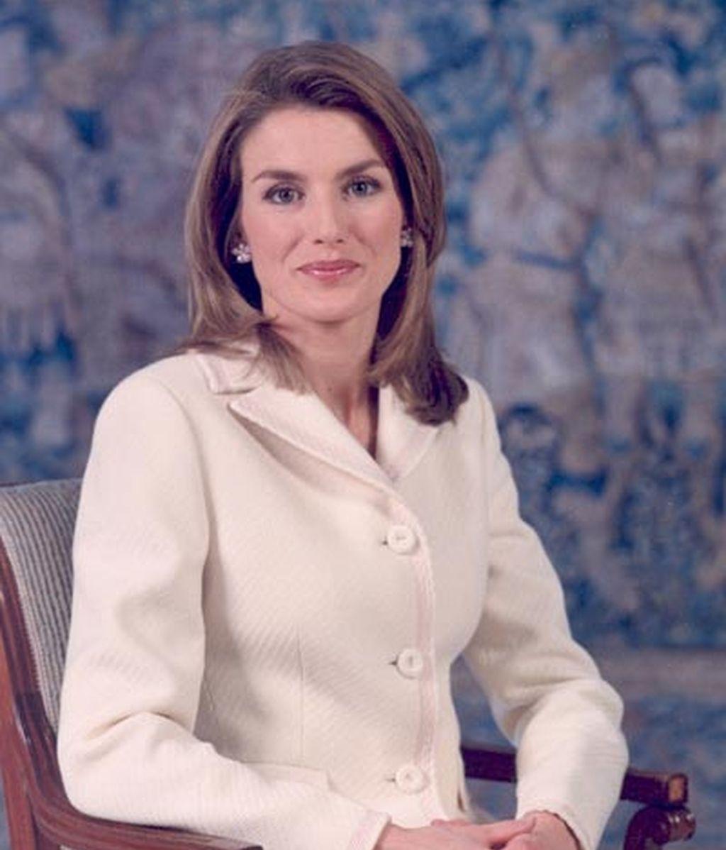 Los 'sorprendentes' cambios de look de la princesa Letizia