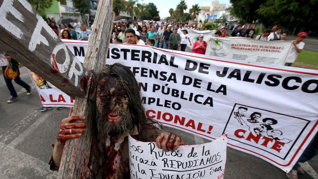 """La CIDH condena la violencia de Oxaca y pide """"diálogo"""" al gobierno mexicano"""