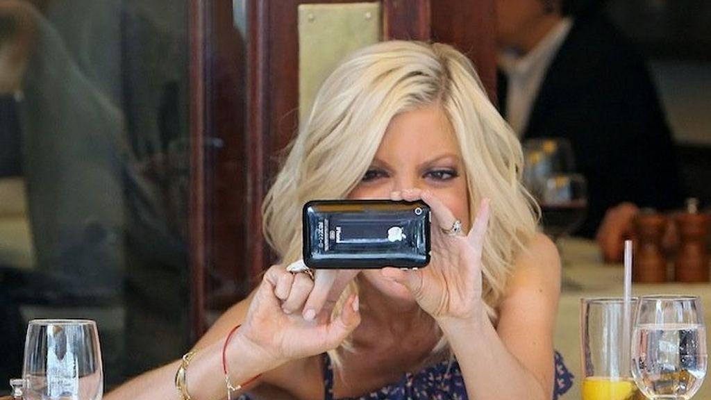 Las celebrities están locas... por el iPhone