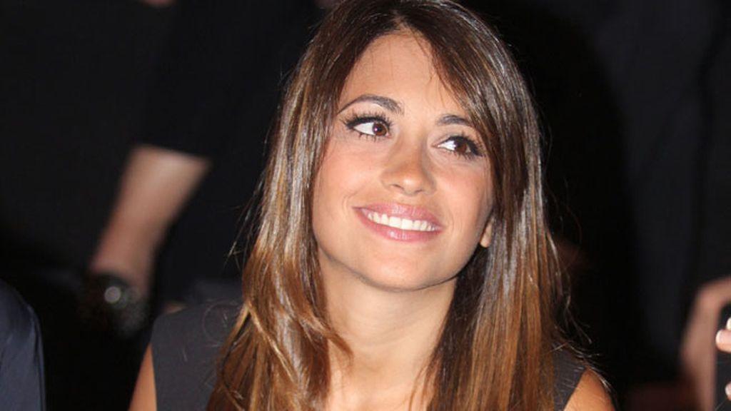 Daniella Seeman, pareja de Cesc Fábregas, otra WAG que no faltó