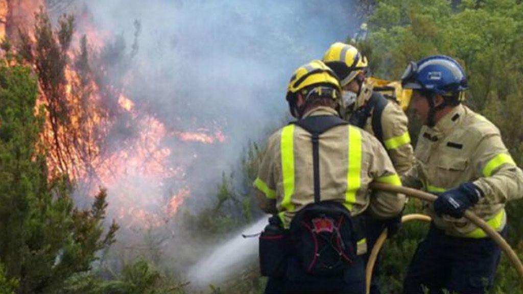 bomberos de Gerona