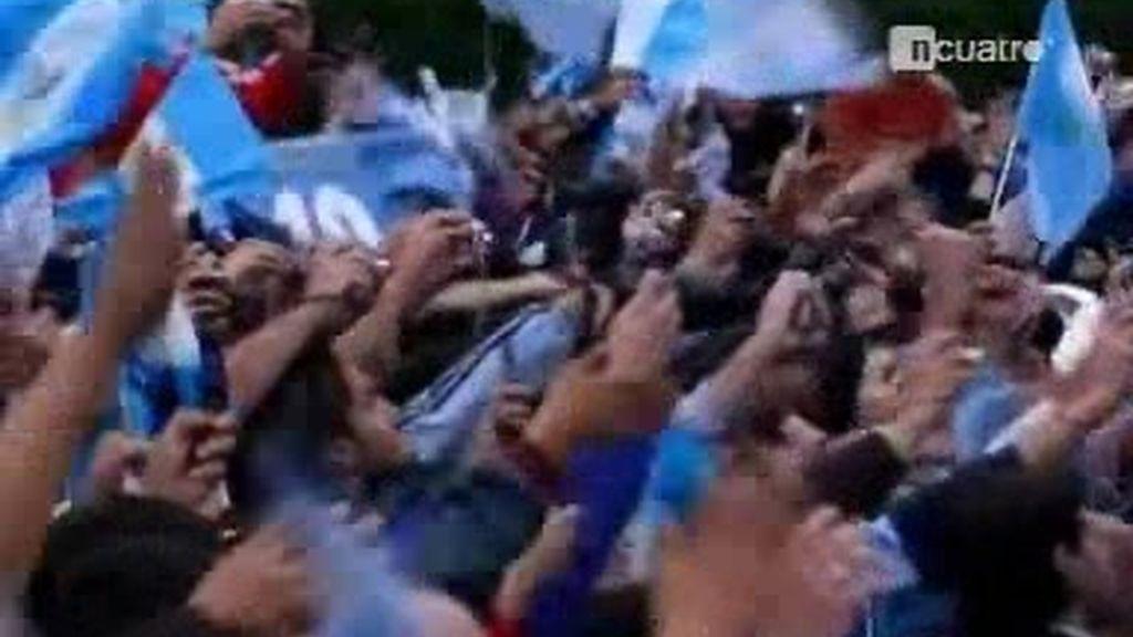 Dios habla a los argentinos en un spot de Quilmes