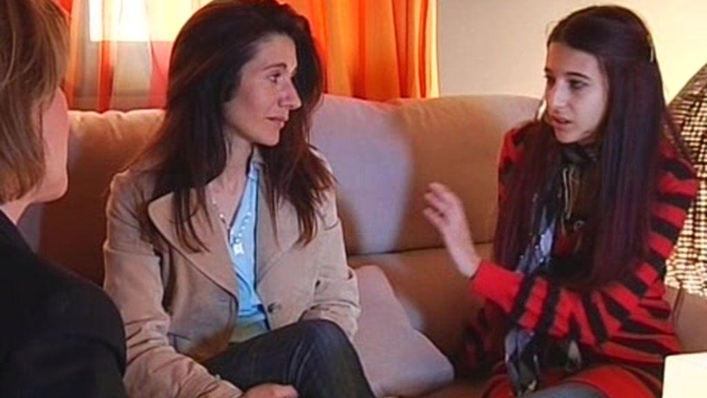 Madres Adolescentes: Dejar a una hija ser madre