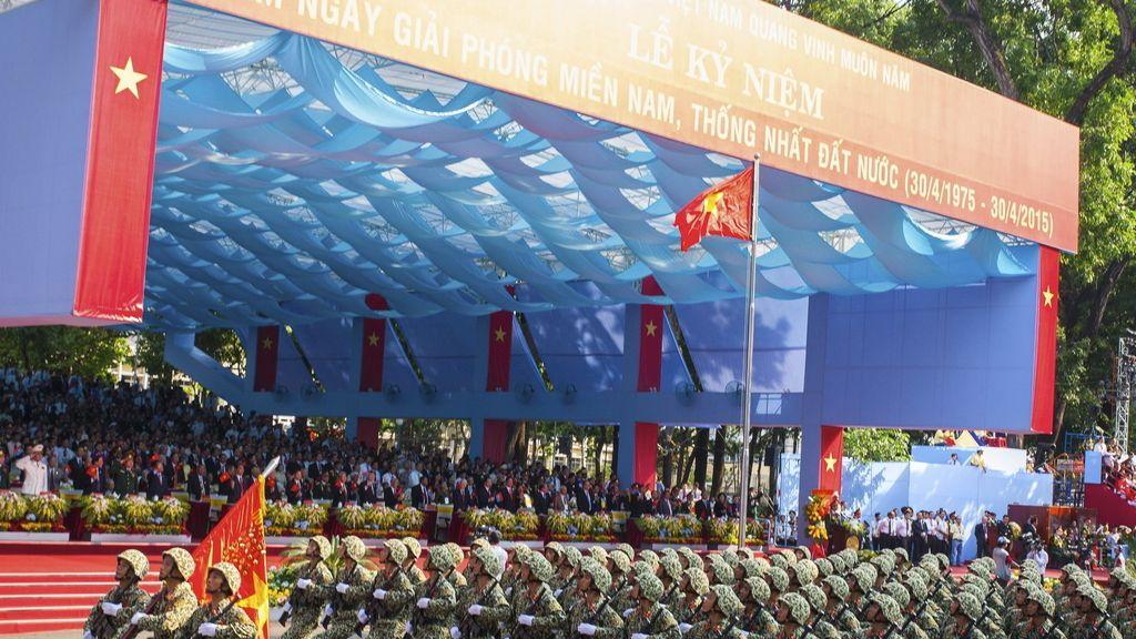 Vietnam conmemora el 40º aniversario del fin de la guerra