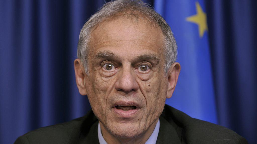 Michael Sarris, Ministro de Economía chipriota