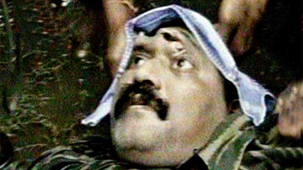 Cuerpo sin vida del líder de los tigres tamiles