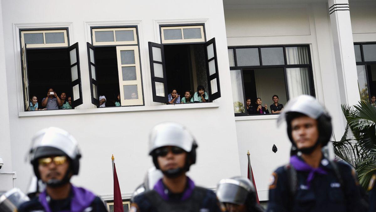 Tailandia descarta que se haya producido un golpe de estado