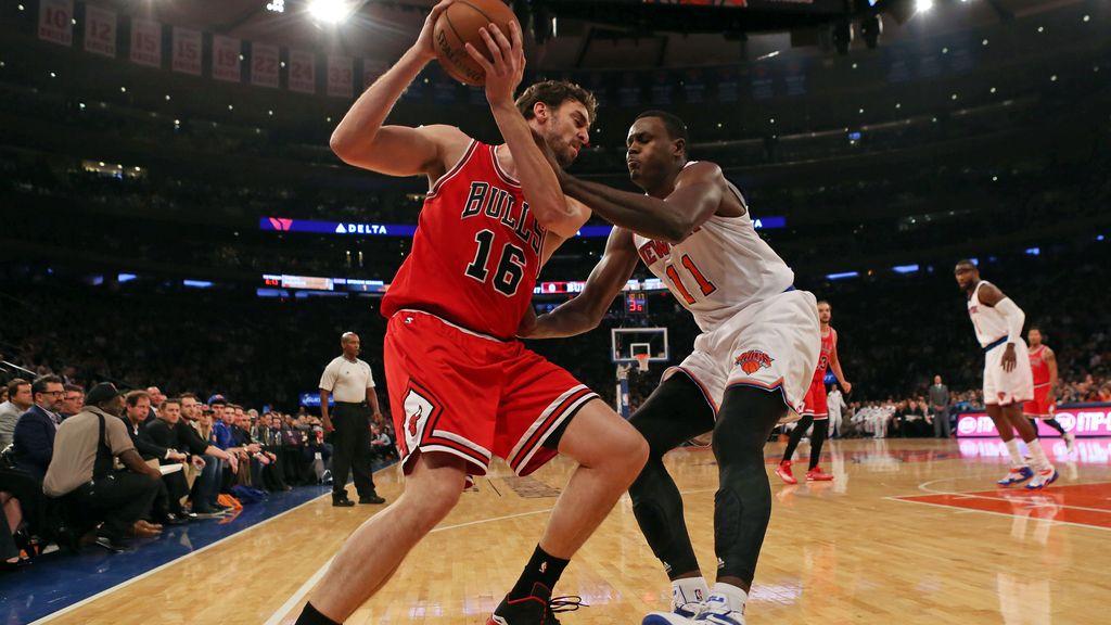Pau Gasol, NBA, Chicago Bulls