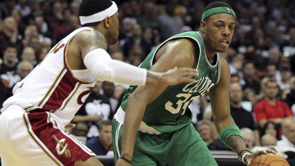 Celtics y Cavaliers empatan las eliminatorias