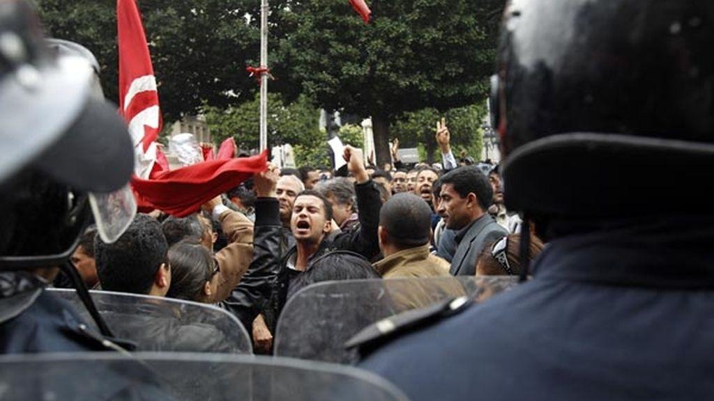 Estado de excepción en Túnez