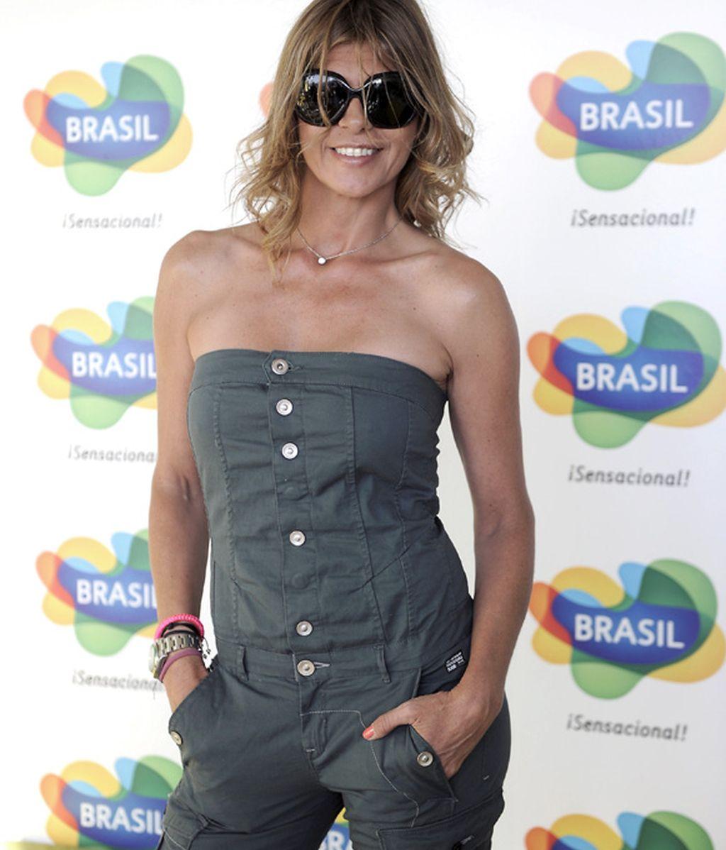 Las 'celebs' más festivaleras en 'Rock in Rio'