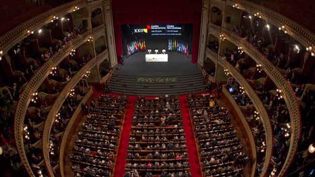 La XXII Cumbre Iberoamericana en imágenes
