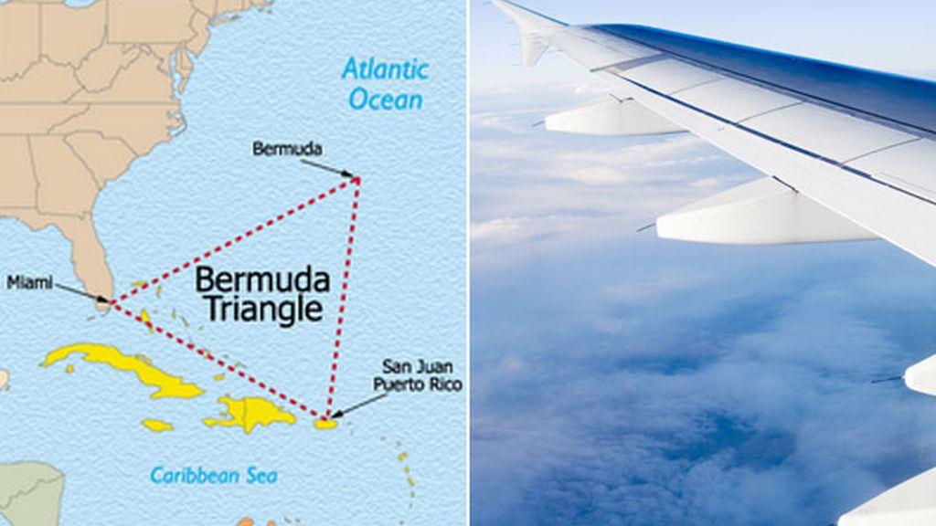El Triángulo de las Bermudas, lugar de desapariciones