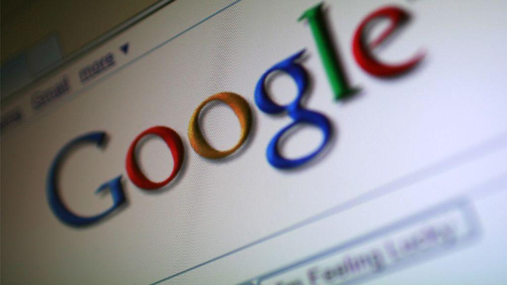El navegador Google
