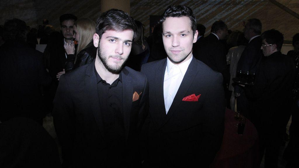 Andrés y Borja P. Sandoval