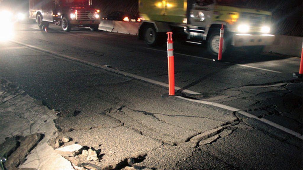 Un terremoto causa al menos dos muertos y más de 100 heridos en México
