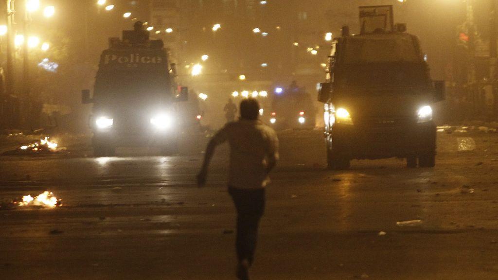 Al menos 18 heridos en varias manifestaciones en Egipto. Foto: Reuters