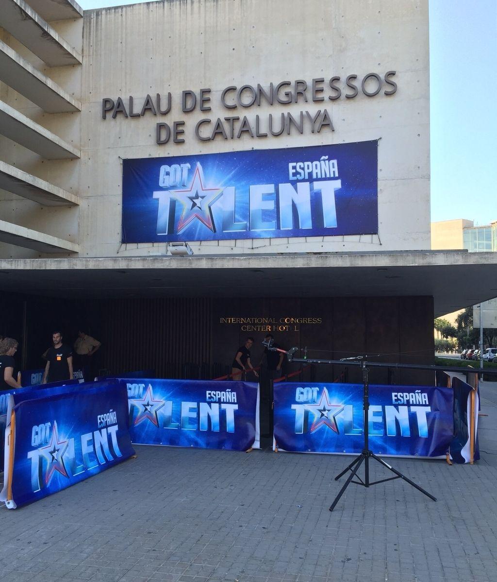 Casting de Got Talen en Barcelona