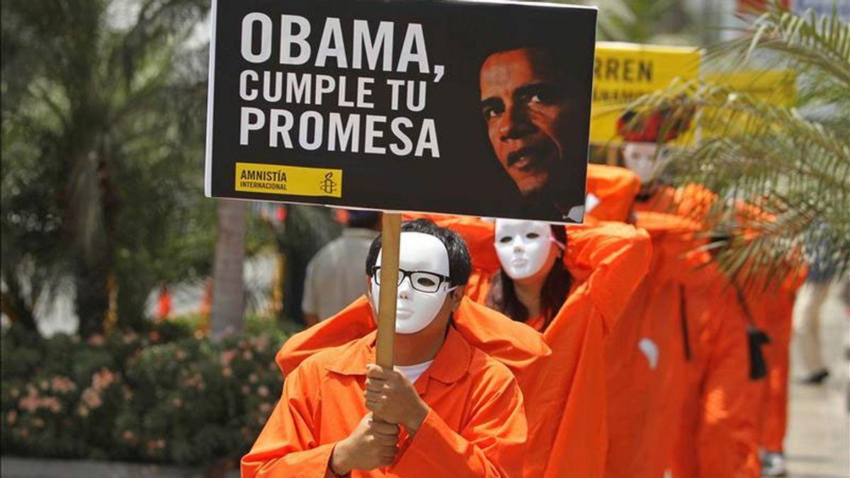 Amnistía Internacional pide el cierre de Guantánamo