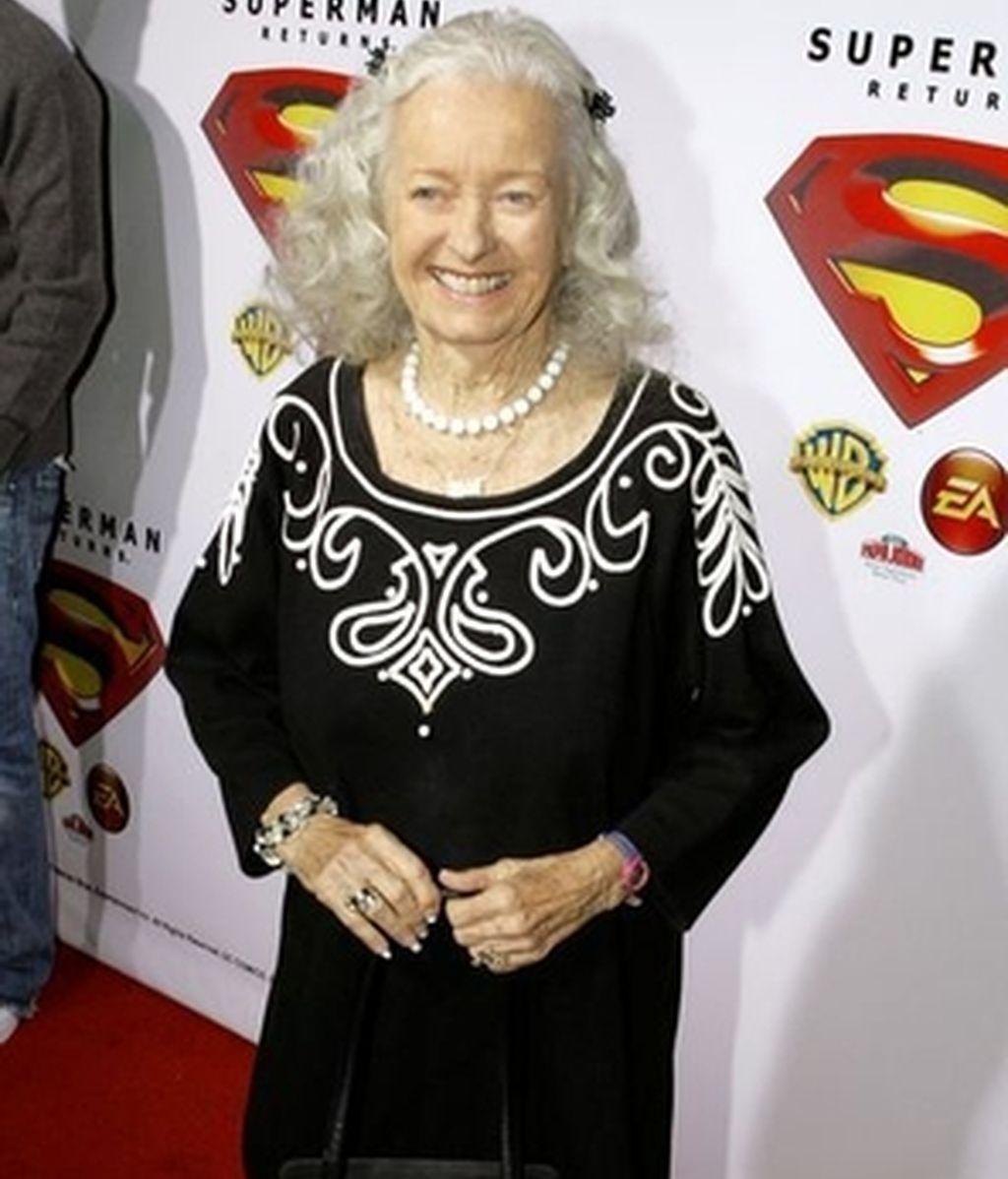 Noel Neill, la primera Lois Lane del cine
